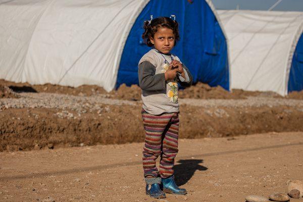 Flygtningpige