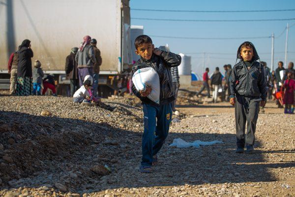 Flygtninge fra Irak