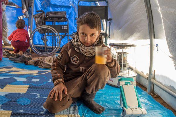 Dreng fra Mosul