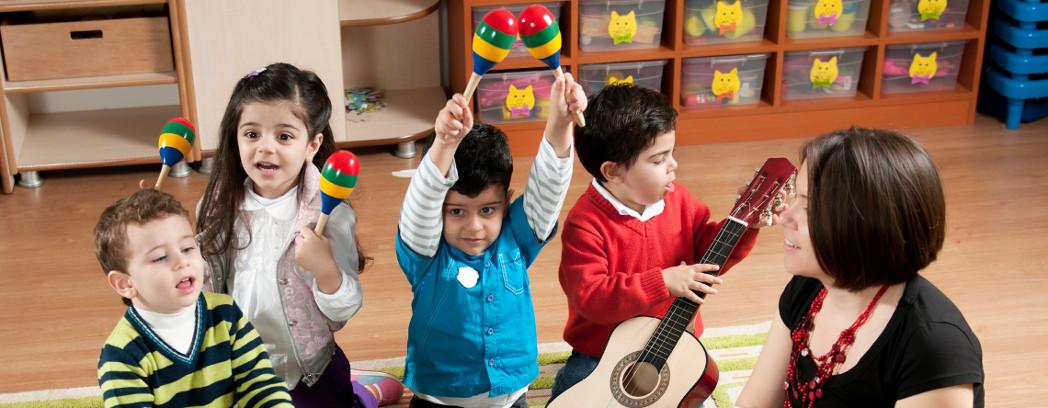 De helt særlige udfordringer i arbejdet med småbørn med flygtninge og indvandrerbaggrund