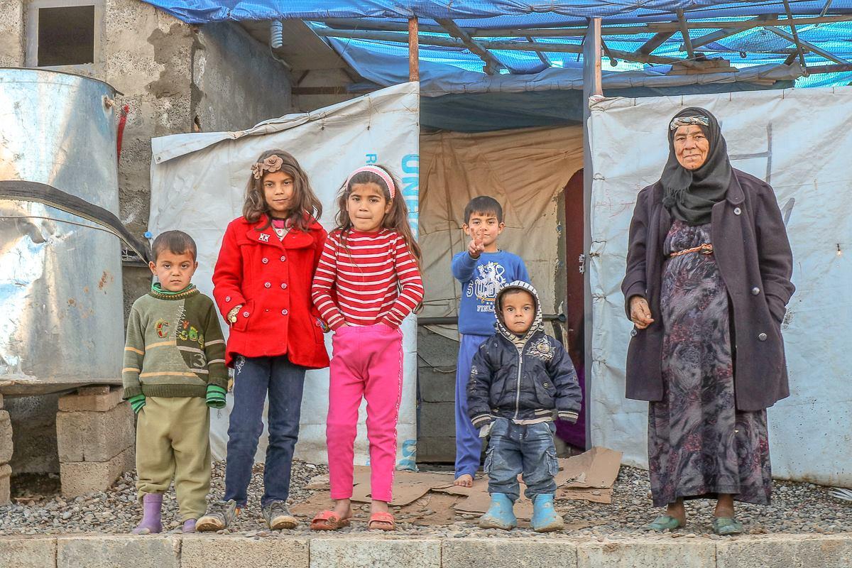 flygtninge