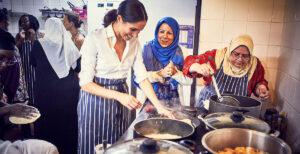 Flygtningekvinder i beskæftigelse