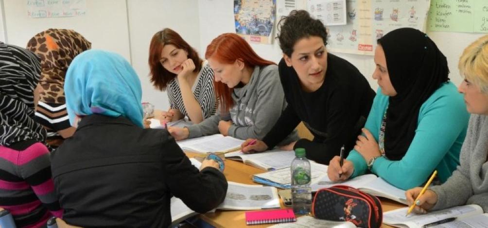 Kvinder med flygtningebaggrund på arbejdsmarkedet