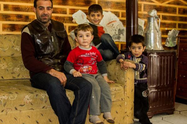 Familiens gæster