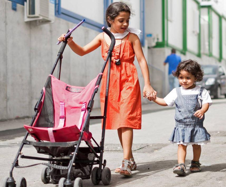 Oplæg om flygtningenes børneopdragelses