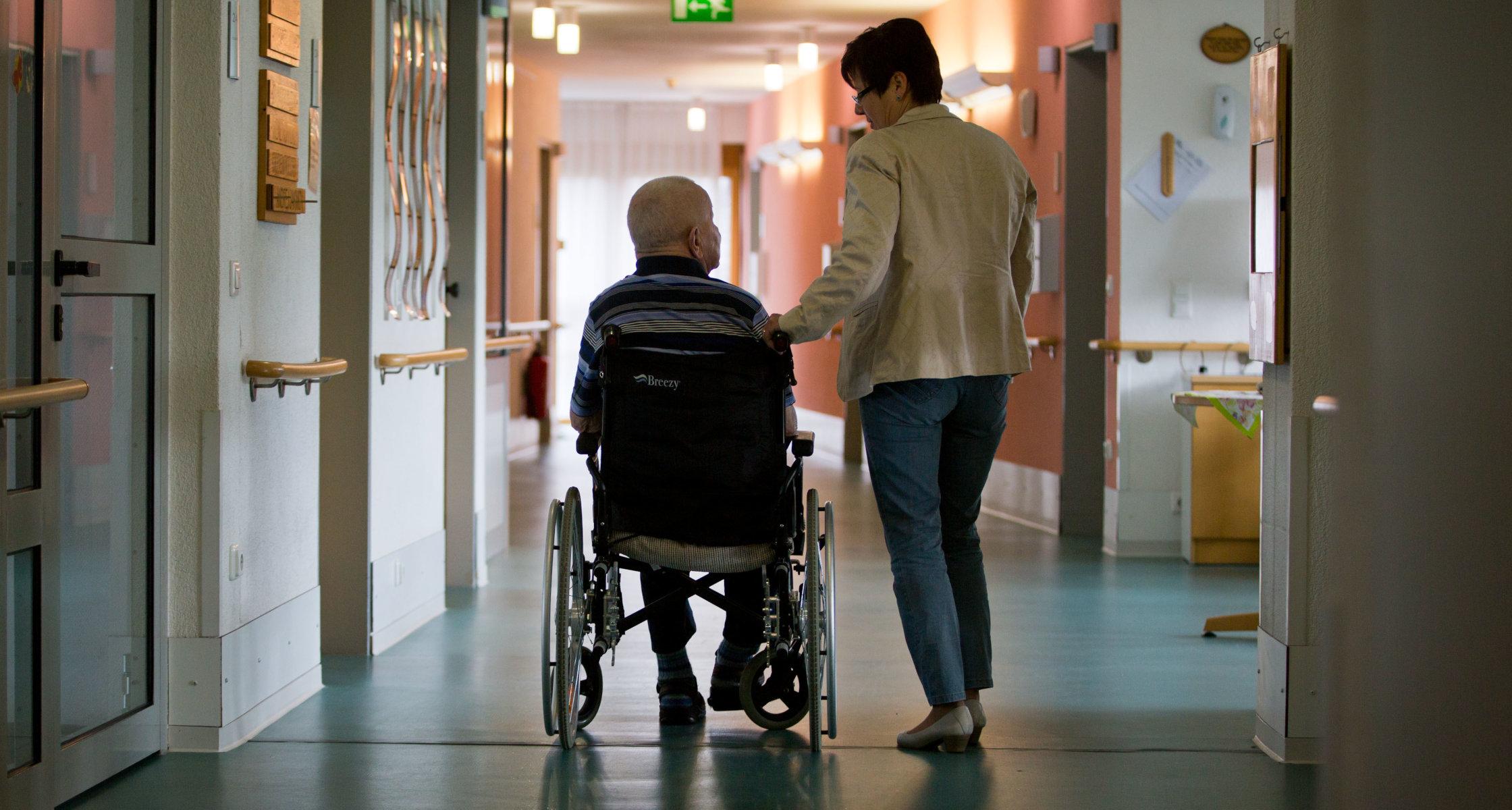 Undervisning til fagfolk på ældre- og sundhedsområdet