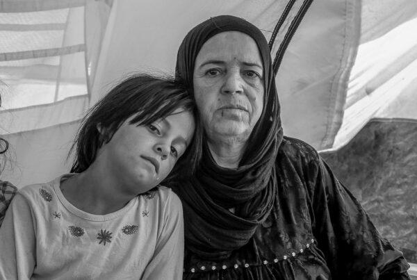 Flygtningelejrene