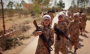 De 19 IS-børn og deres mødre – mit dilemma