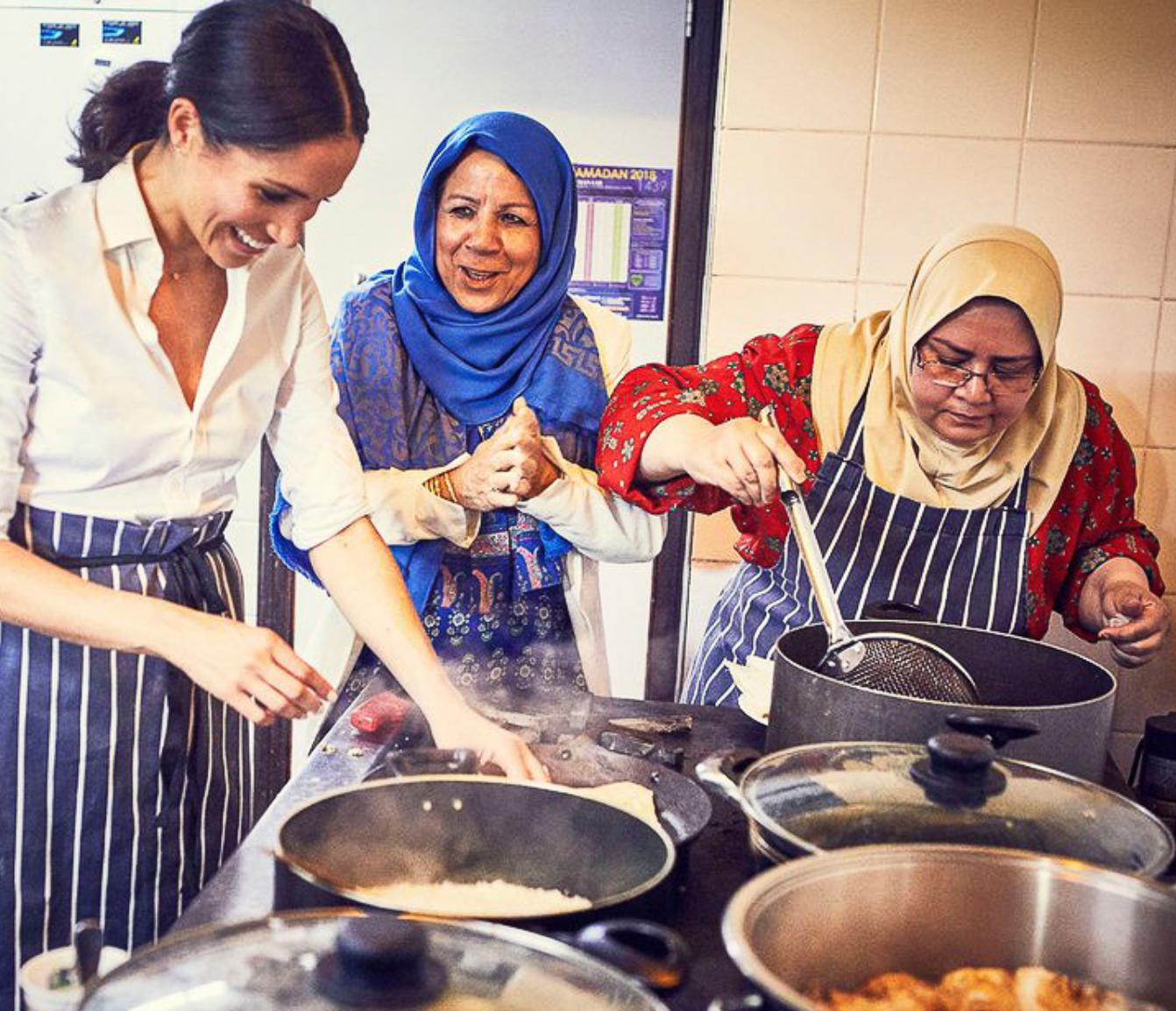 Beskæftigelse af flygtningekvinder