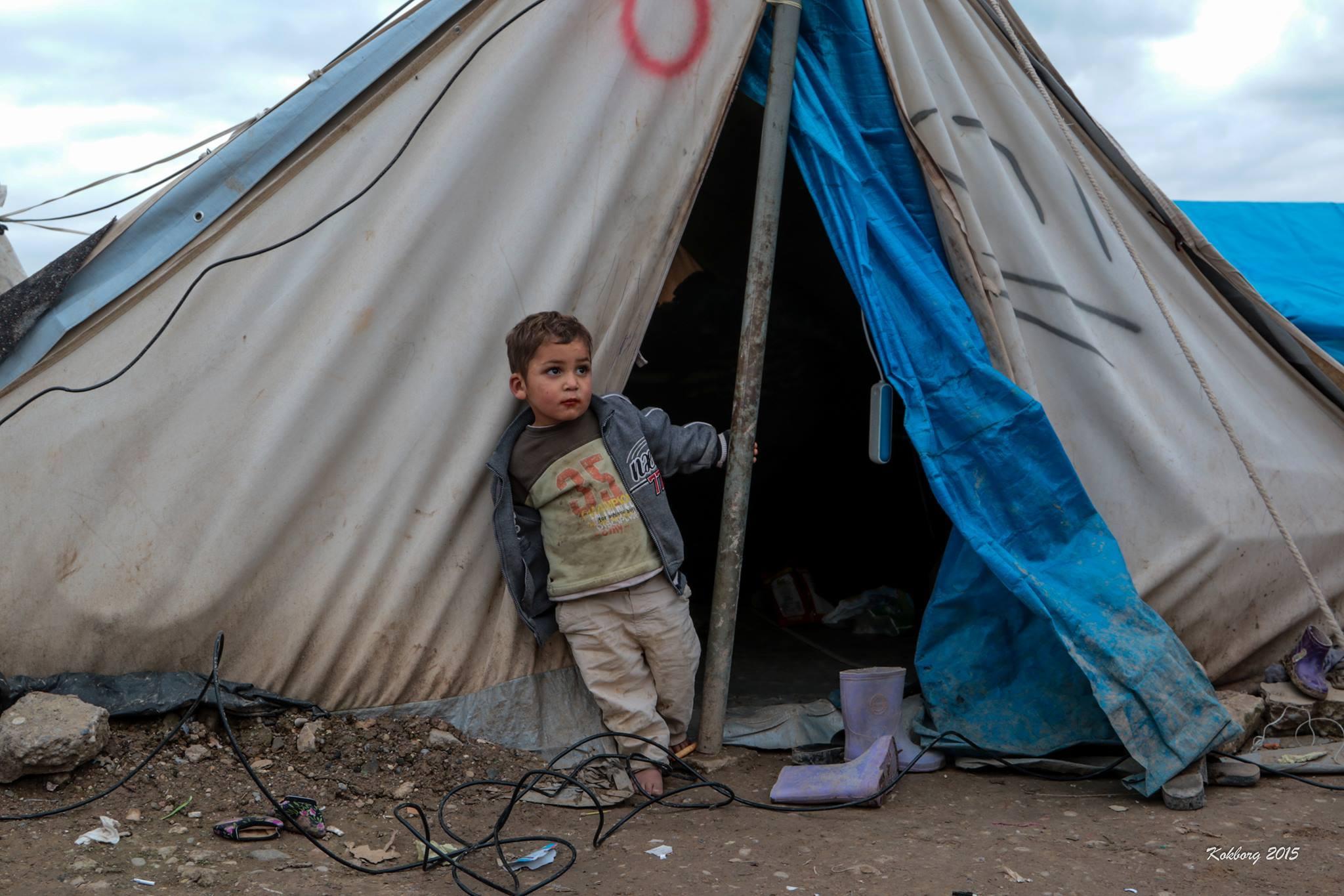 Flygtninge skal ikke behandles som ofre