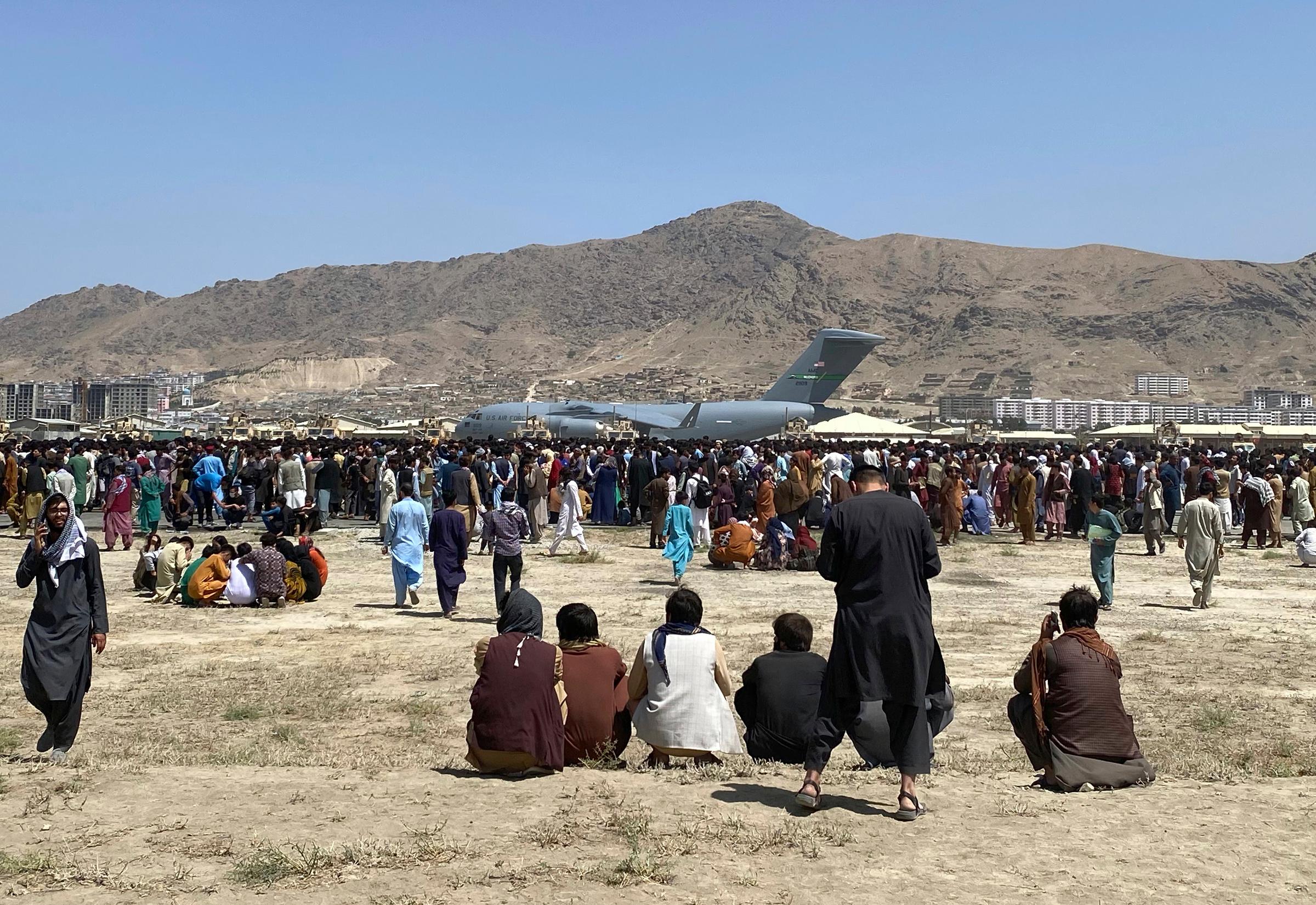 Hvorfor gik det galt i Afghanistan og hvad sker der nu?